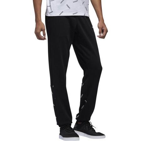 Men's sports sweatpants - adidas M ADIDAS PRINT TRACKPANTS - 12