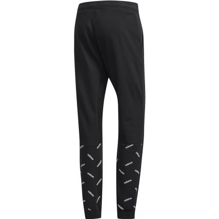 Men's sports sweatpants - adidas M ADIDAS PRINT TRACKPANTS - 10