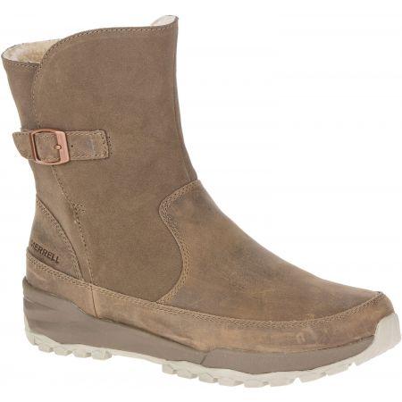 Merrell ICEPACK GUIDE BUCKLE PLR WP - Dámské zimní boty