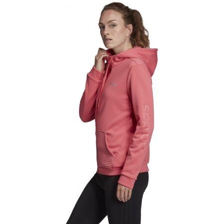 Dámská mikina - adidas WOMEN GEAR UP FULL ZIP HOODIE - 6