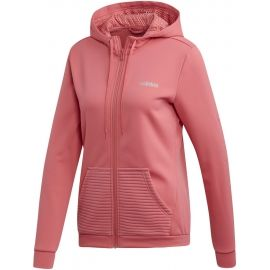 adidas WOMEN GEAR UP FULL ZIP HOODIE - Дамски суитшърт