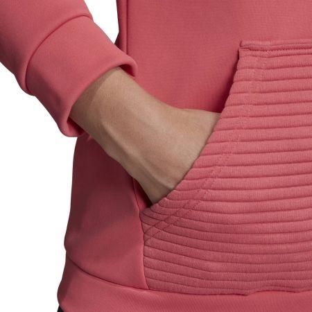 Dámská mikina - adidas WOMEN GEAR UP FULL ZIP HOODIE - 8