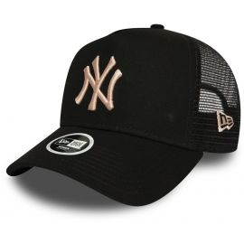 New Era 9FORTY W AF TRUCKER MLB THE LEAGUE ESSENTIAL NEW YORK YANKEES - Dámská klubová truckerka