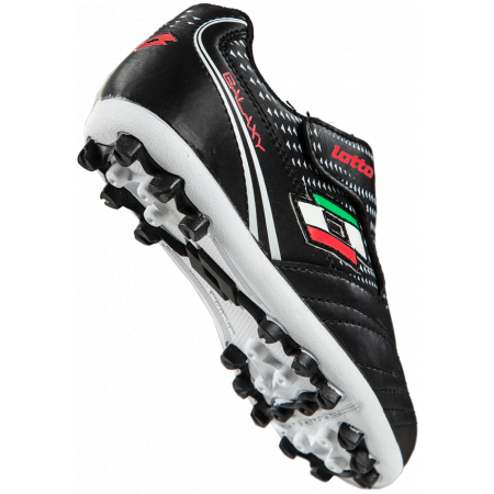 GALAXY II HG-R 28 CL - Ghete de fotbal pentru juniori cu crampoane turnate - Lotto GALAXY II HG-R 28 CL - 4