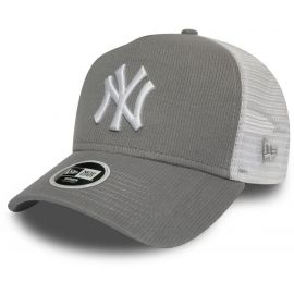 New Era 9FORTY W AF TRUCKER MLB RIBBED JERSEY NEW YORK YANKEES - Dámská klubová truckerka
