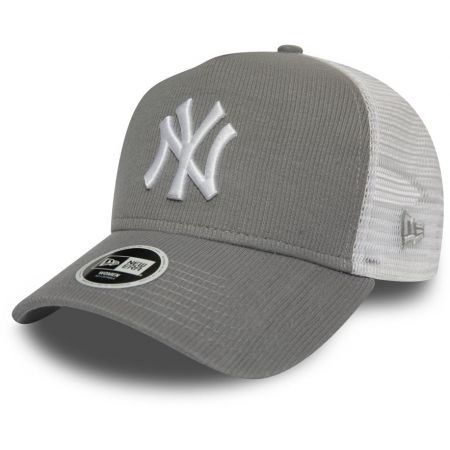 Dámská klubová truckerka - New Era 9FORTY W AF TRUCKER MLB RIBBED JERSEY NEW YORK YANKEES - 1