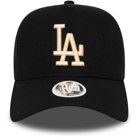 Dámská klubová truckerka - New Era 9FORTY WAF TRUCKER MLB RIBBED JERSEY LOS ANGELES DODGERS - 2