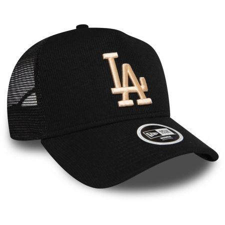Dámská klubová truckerka - New Era 9FORTY WAF TRUCKER MLB RIBBED JERSEY LOS ANGELES DODGERS - 3