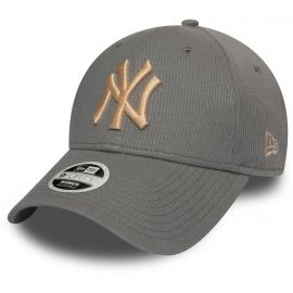 New Era 9FORTY W MLB RIBBED JERSEY NEW YORK YANKEES - Dámska klubová šiltovka