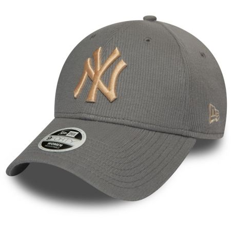 New Era 9FORTY W MLB RIBBED JERSEY NEW YORK YANKEES - Dámska klubová šiltovka