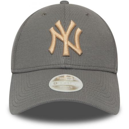 Dámska klubová šiltovka - New Era 9FORTY W MLB RIBBED JERSEY NEW YORK YANKEES - 2
