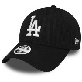 New Era 9FORTY W MLB RIBBED JERSEY LOS ANGELES DODGERS - Şapcă club damă