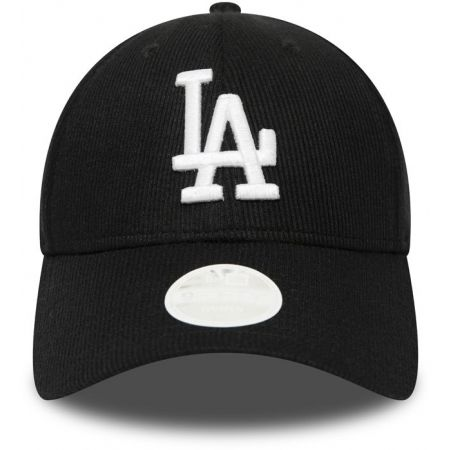 Dámská klubová kšiltovka - New Era 9FORTY W MLB RIBBED JERSEY LOS ANGELES DODGERS - 2