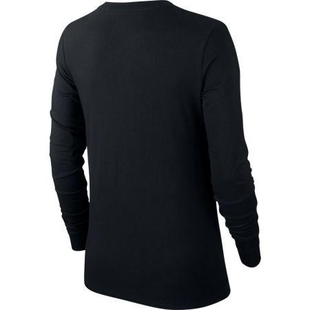 Damen T-Shirt - Nike NSW TEE ESSNTL LS ICON FTRA - 2
