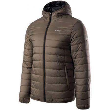 Pánska zimná bunda - Hi-Tec NISOR - 2