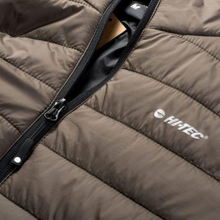 Pánska zimná bunda - Hi-Tec NISOR - 4