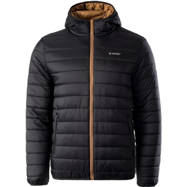 Hi-Tec NISOR II černá XXL - Pánská zimní bunda
