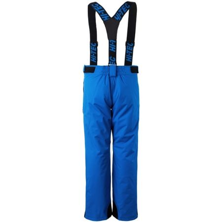 Juniorské lyžiarske nohavice - Hi-Tec DRAVEN JR - 3