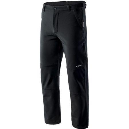 Pánské softshellové kalhoty - Hi-Tec CABANO - 2
