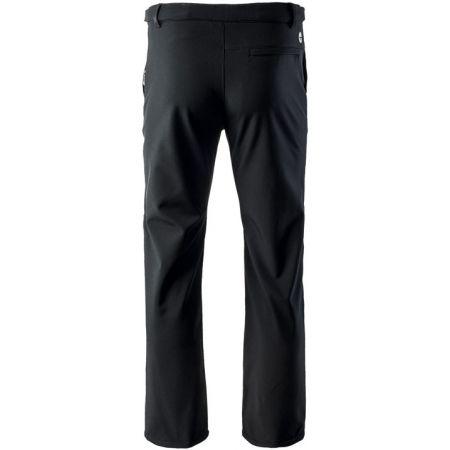 Pánské softshellové kalhoty - Hi-Tec CABANO - 3