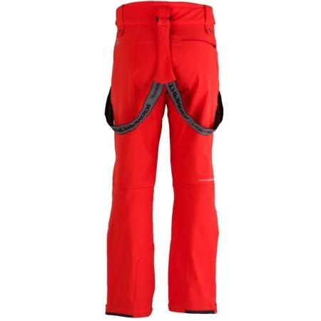 Pánske softshellové lyžiarske nohavice - Northfinder LUX - 2