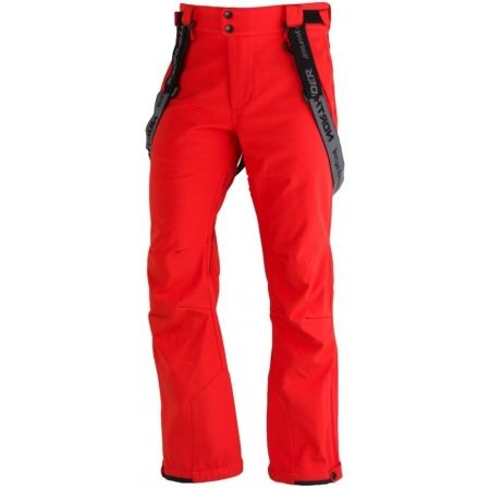 Northfinder LUX - Men's softshell ski pants