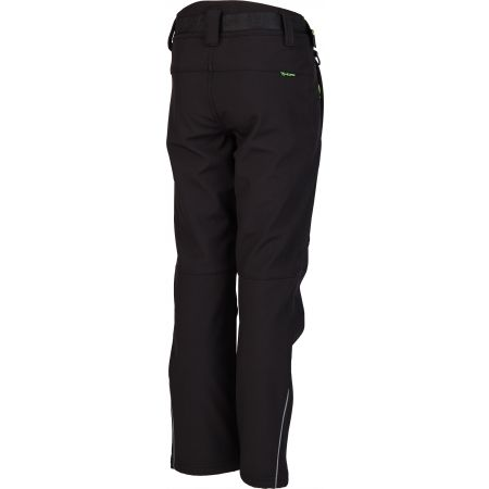 Detské softshellové nohavice - Lewro DALEX - 3