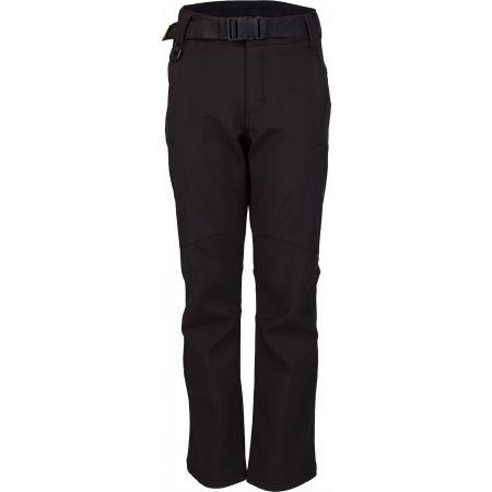 Detské softshellové nohavice - Lewro DALEX - 2