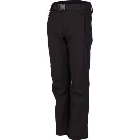 Detské softshellové nohavice - Lewro DALEX - 1