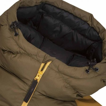 Men's hybrid jacket - Northfinder SOLON - 3