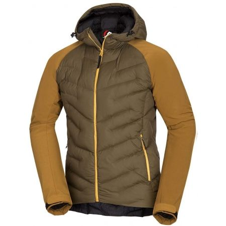 Men's hybrid jacket - Northfinder SOLON - 1