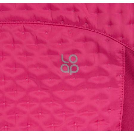 Women's softshell coat - Loap ULLY - 5
