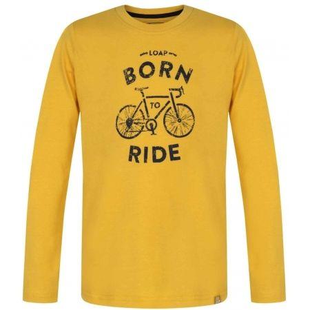 Chlapčenské tričko - Loap AROLAS - 1