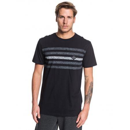 Quiksilver CONTESTED STRIPE TEE - Pánské tričko