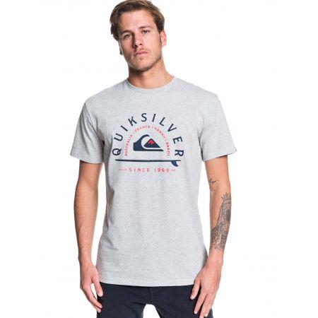 Мъжка тениска - Quiksilver LOST SUN SS - 1