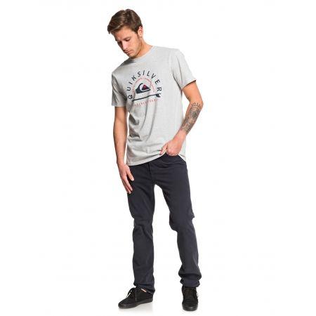 Мъжка тениска - Quiksilver LOST SUN SS - 3