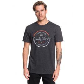 Quiksilver MENTAL NOTES SS - Мъжка тениска