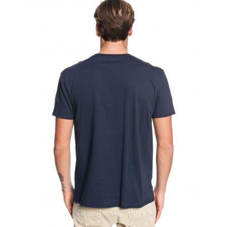 Pánske tričko - Quiksilver MENTAL NOTES SS - 2