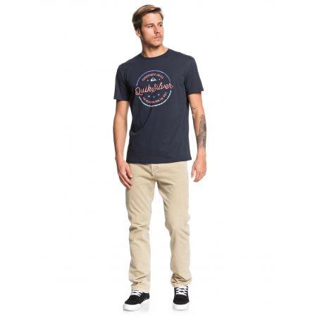 Pánske tričko - Quiksilver MENTAL NOTES SS - 3