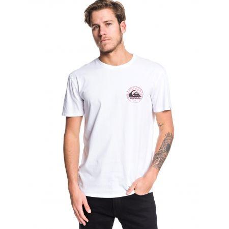 Pánske tričko - Quiksilver WITHOUT PARALLEL SS - 1