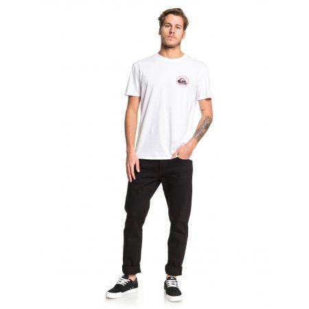 Pánské tričko - Quiksilver WITHOUT PARALLEL SS - 3