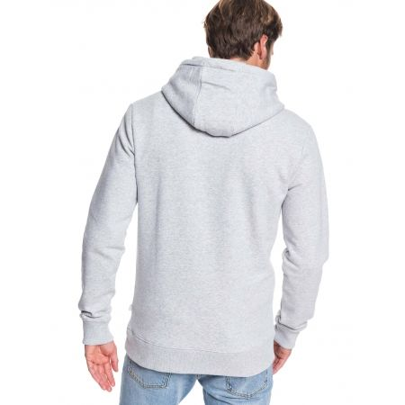 Мъжки суитшърт - Quiksilver GET BUZZY SCREEN FLEECE - 2