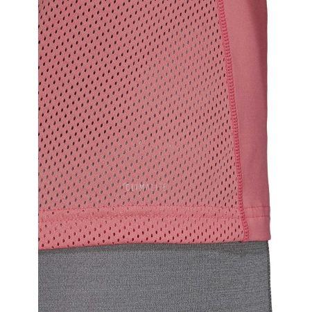 Dámské tričko - adidas W D2M LO TEE - 10