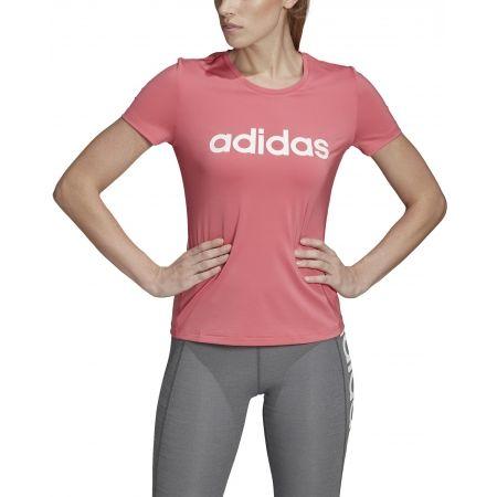 Dámské tričko - adidas W D2M LO TEE - 3