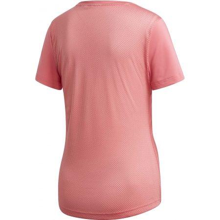 Dámské tričko - adidas W D2M LO TEE - 2