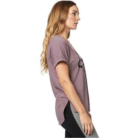 Dámske tričko - Fox RESPONDED SS VNECK - 2