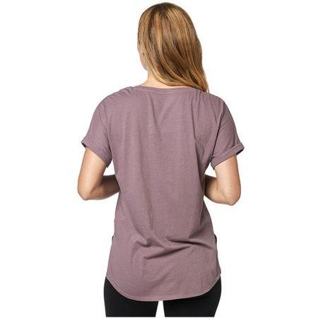 Dámske tričko - Fox RESPONDED SS VNECK - 3