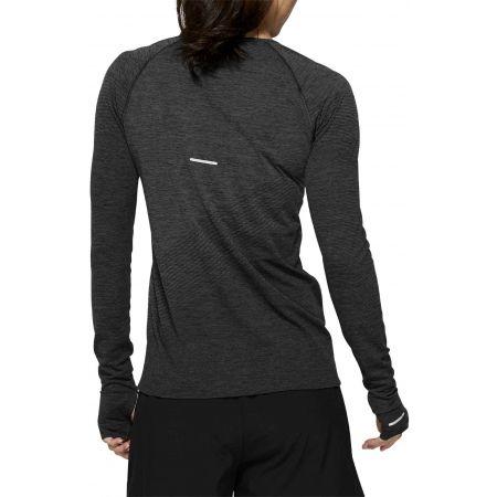 Дамска спортна блуза - Asics SEAMLESS LS TEXTURE - 4