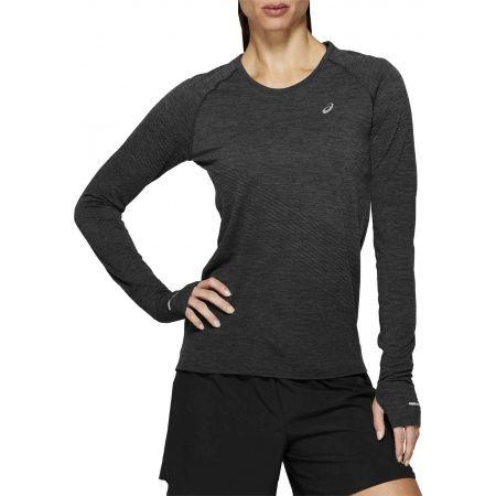Дамска спортна блуза - Asics SEAMLESS LS TEXTURE - 3
