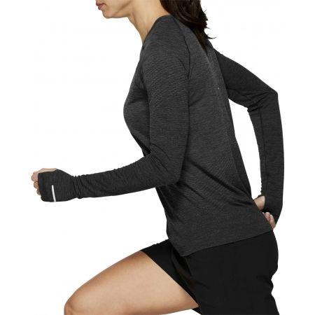 Дамска спортна блуза - Asics SEAMLESS LS TEXTURE - 5